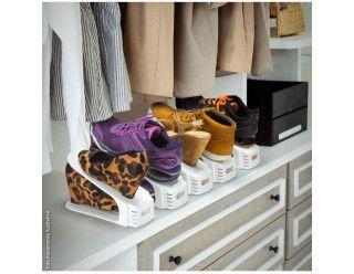 Organizador De Sapatos Double - 26 x 10 cm