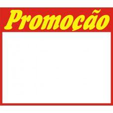 Placa Promoção  - 170 mm x 150 mm - Pct 1 Unid
