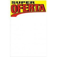 Placa Super Oferta -  400 mm x 620 mm