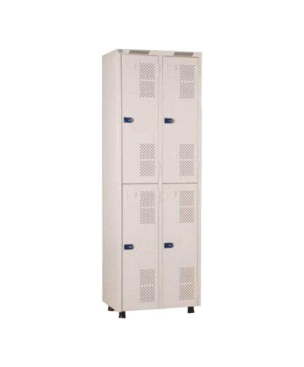 Roupeiro 4 Portas - 63 x 198 x 42 cm