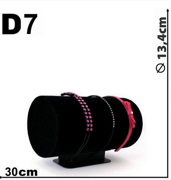 Expositor Veludo Tiara - 30 cm - 134 mm