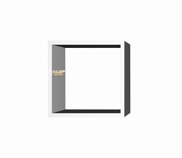 Cubo De MDF - 40 x 40 x 40 cm