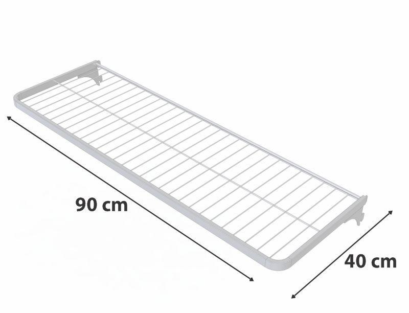 Prateleira Closet - 90 x 40 cm