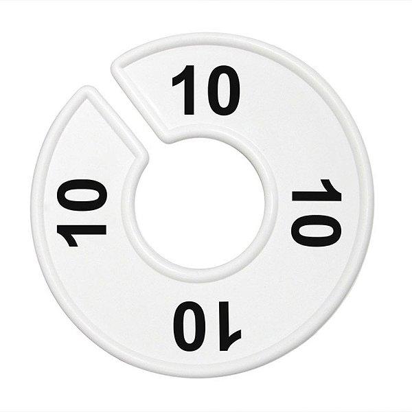Separador Numérico para Araras - 1 ao 10