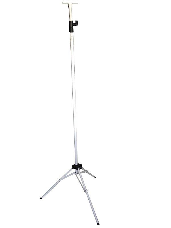 Pedestal Para Banner - 54 x 138 até 250 x 54 cm