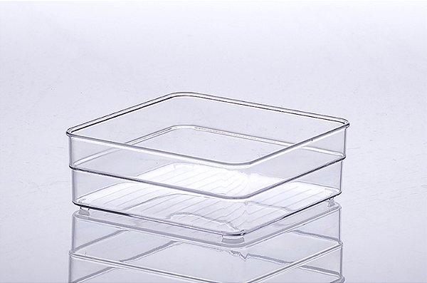 Organizador Diamond - 15 x 5,2 x 15 cm