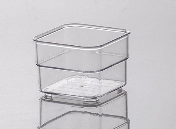 Organizador Diamond - 7,5 x 5,2 x 7,5 cm