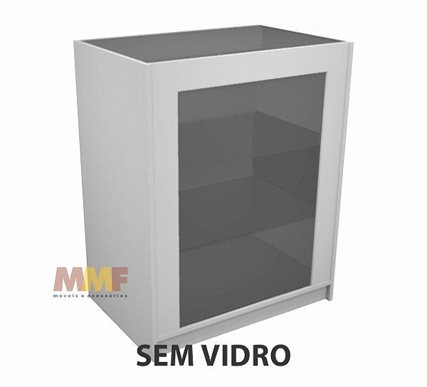 Balcão Vitrine SEM Vidro - 75 x 95 x 50 cm