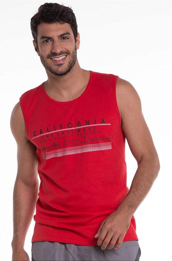 Camiseta Regata Tradicional - REF 4445