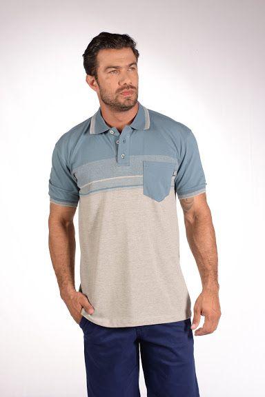 Camiseta Polo Piquet Tradicional Monterei - Ref 3098