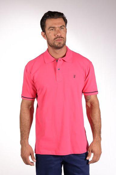 Camiseta Polo Piquet Tradicional - Ref 3487