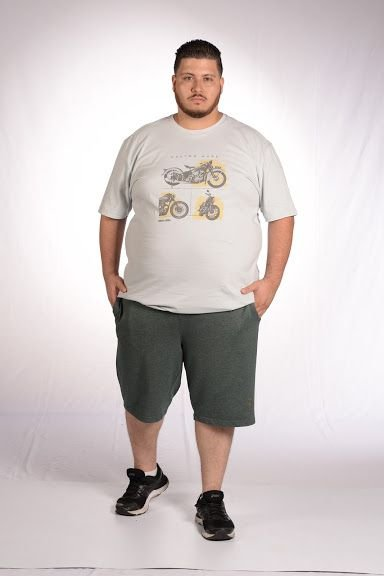 Camiseta Tradicional Malha - REF 1251