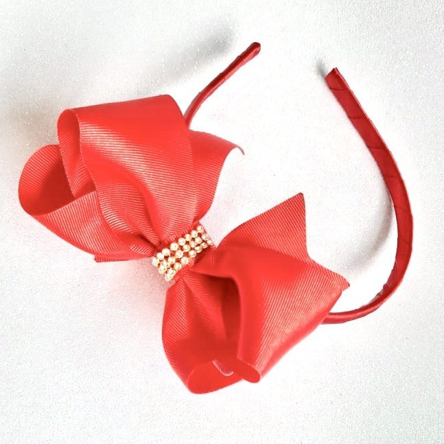 Tiara Vermelho