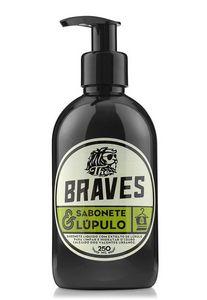 Sabonete Líquido & Lúpulo The Braves para Mãos e Corpo - 250ml