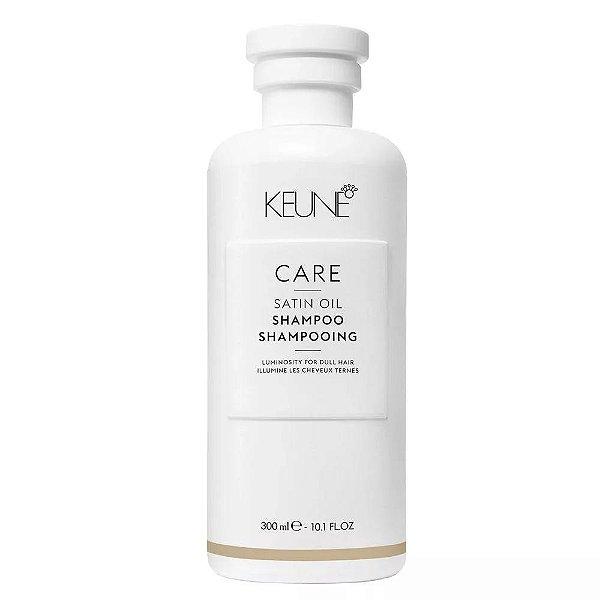 Shampoo Keune Care Line Satin Oil - 300mL