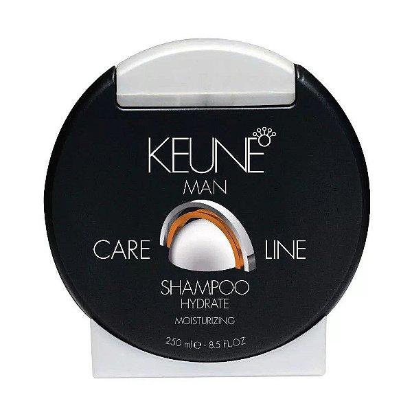 Shampoo Keune Hydrate Man Hair & Body - 250mL