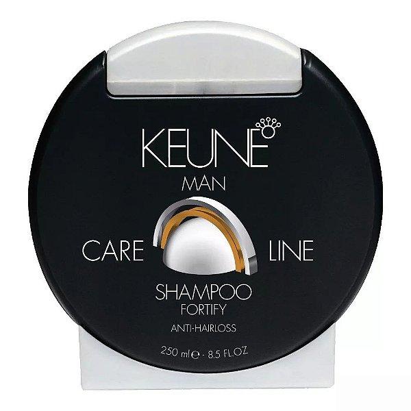 Shampoo Keune Antiqueda Man Fortify - 250mL