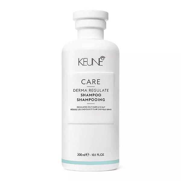 Shampoo Keune para Cabelos Oleosos Derma Regulate - 300mL