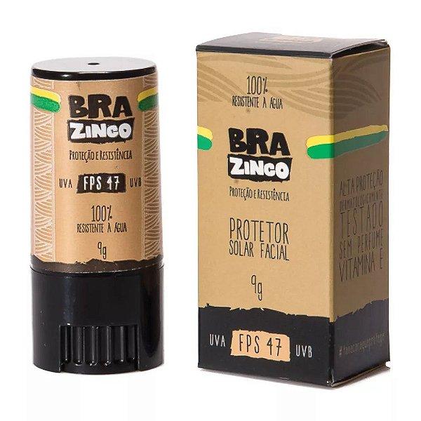 Protetor Solar Brazinco FPS 47 - 9g