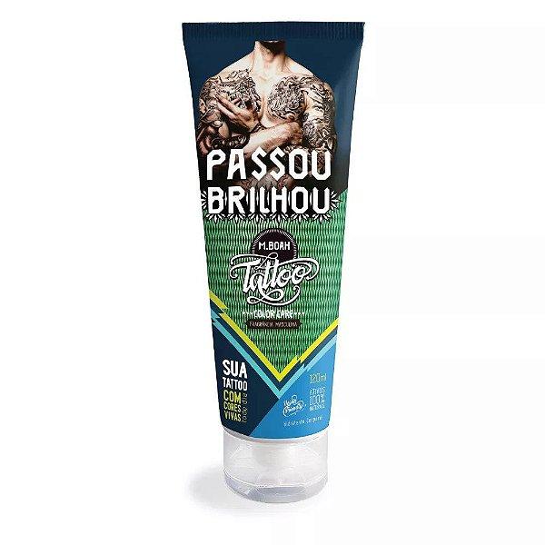 Loção Tattoo Color Care Passou Brilhou Mboah - Masculino 120mL