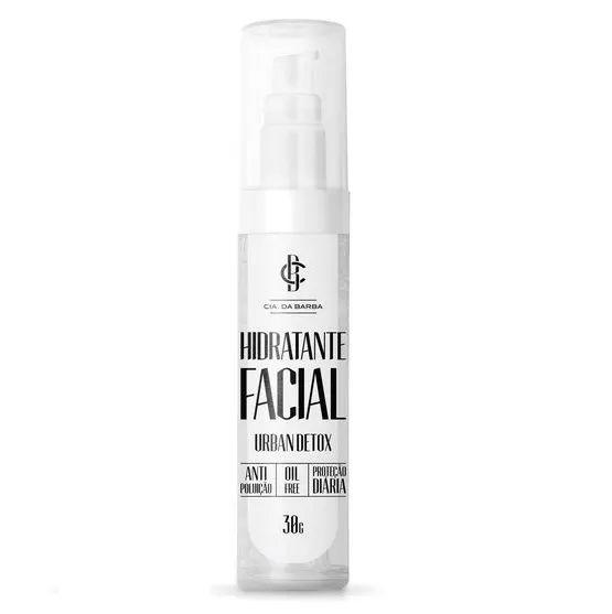 Hidratante Facial - Urban Detox Cia. da Barba - 30g