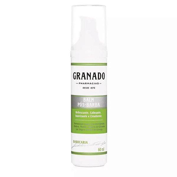 Balm Pós Barba Efeito Refrescante Granado - 60ml