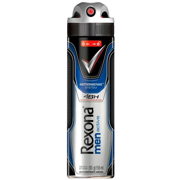 Antitranspirante Rexona Men Active - 150ML
