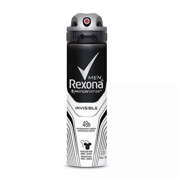 Antitranspirante Rexona Invisible Black & White 48H - 150mL