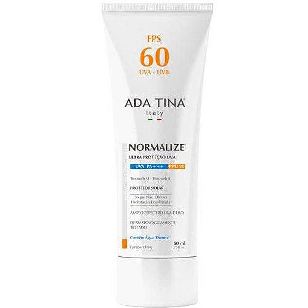 Protetor Solar Ada Tina Normalize FPS 60