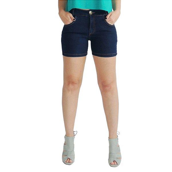 Bermuda Jeans Dark Vintage