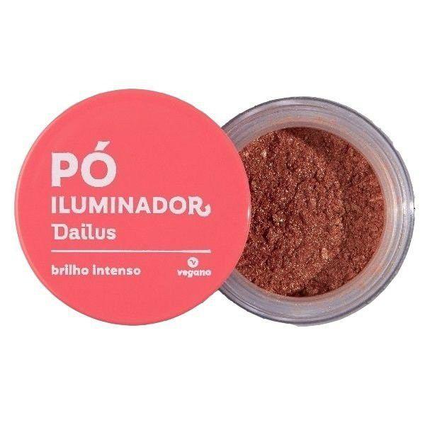 PÓ ILUMINADOR - BRONZE  / DAILUS