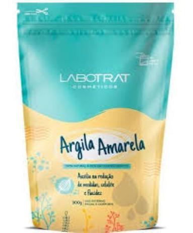 ARGILA AMARELA  300G / LABOTRAT
