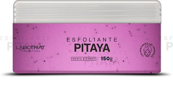 ESFOLIANTE PITAYA + ÁCIDO HIALURÔNICO 150g / LABOTRAT