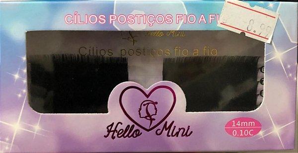 CÍLIOS FIO A FIO HELLO MINI