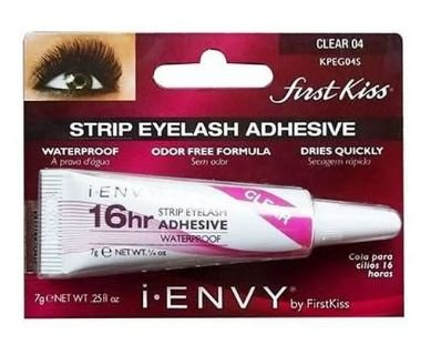 COLA PARA CÍLIOS ~STRIP EYELASH ADHESIVE/ KISS NEW YORK
