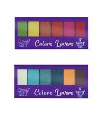 COLORS LOVERS /CITY GIRLS