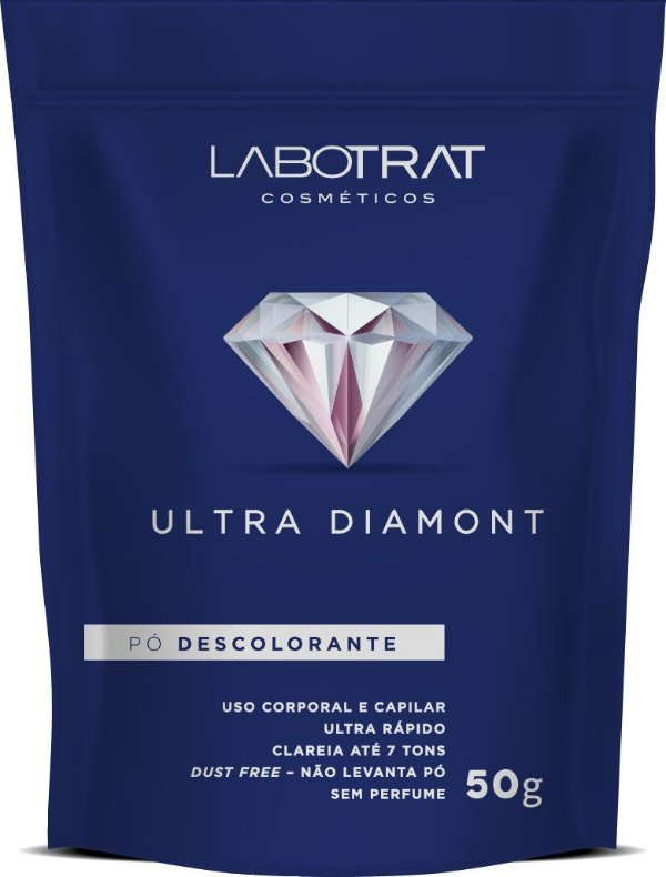 PÓ DESCOLORANTE ULTRA DIAMONT 50G / LABOTRAT
