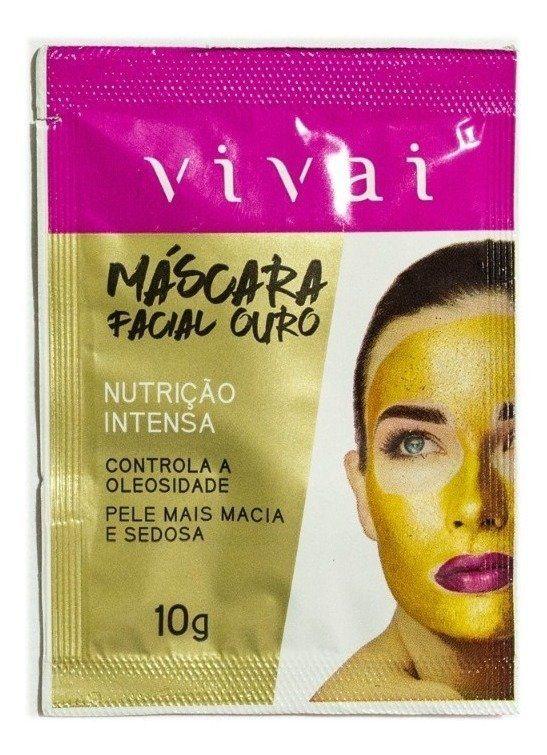 MÁSCARA DE OURO VIVAI 10G