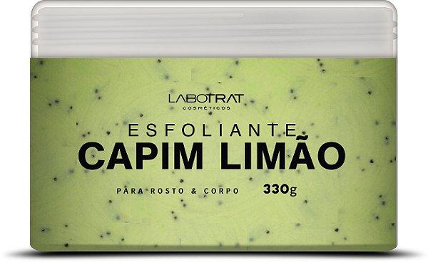 ESFOLIANTE CAPIM LIMÃO 330G/LABOTRAT