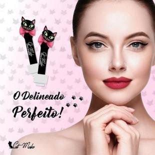 CARIMBO DA GATINHA / CAT MAKE