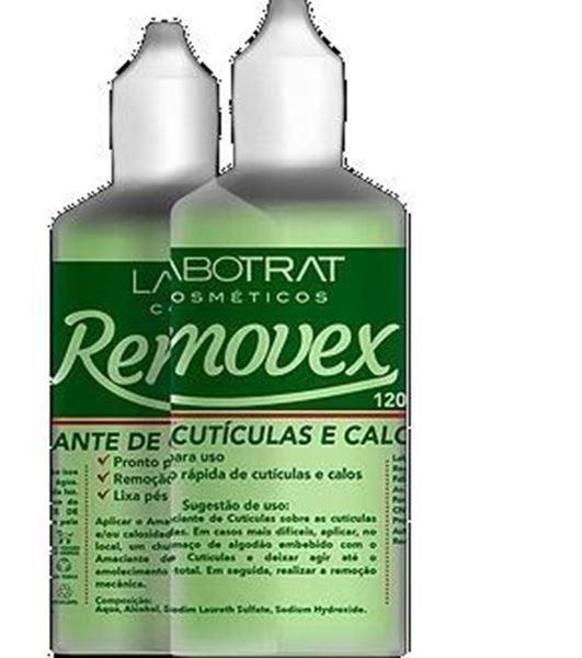 AMACIANTE DE CUTÍCULAS E CALOSIDADES - REMOVEX / LABOTRAT