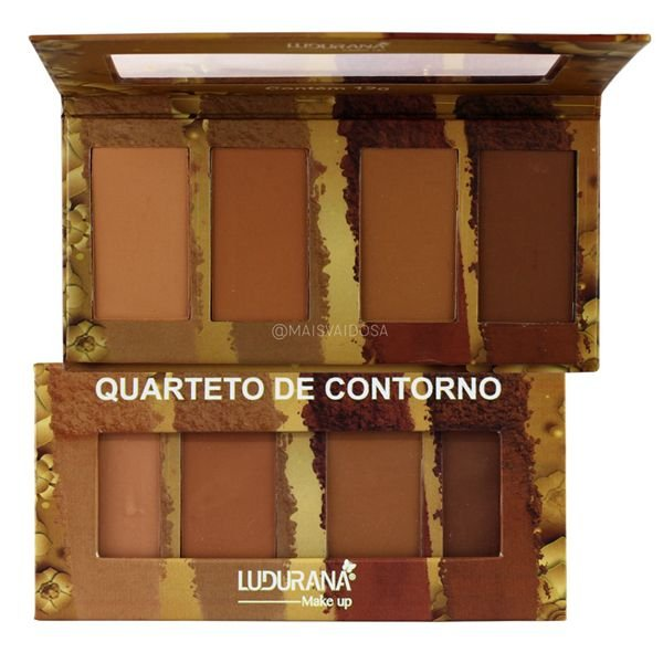QUARTETO DE CONTORNO / LUDURANA