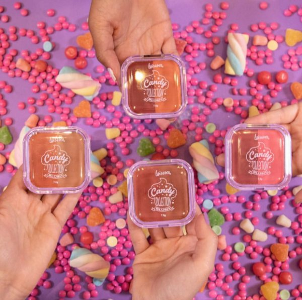 BLUSH CANDY COLLECTION / LUISANCE