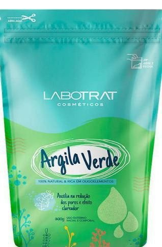 ARGILA VERDE 300G / LABOTRAT