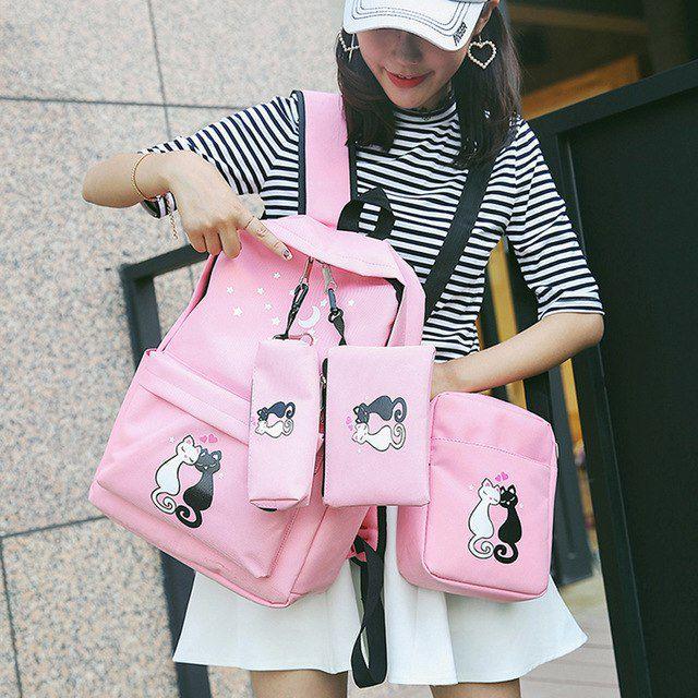 Kit bolsas de gatinhos