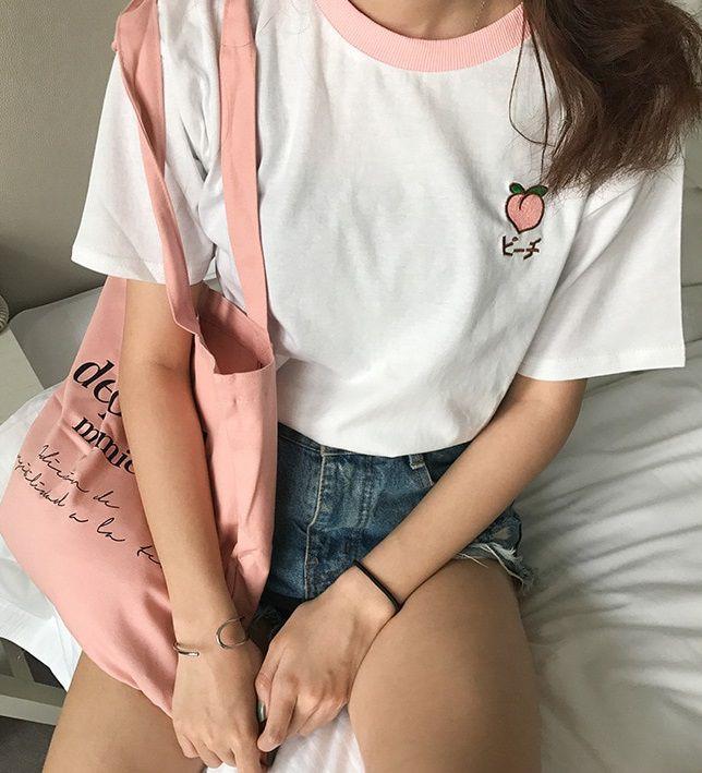 Camiseta Frutinhas