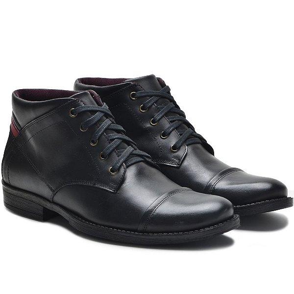 440a8aa5a6 Sapato Casual Masculino em Couro Legítimo Driggo s - Driggos Calçados