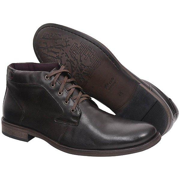 0fdee92dab Sapato Masculino Casual Tamanhos Especiais em Couro Legítimo Driggo s