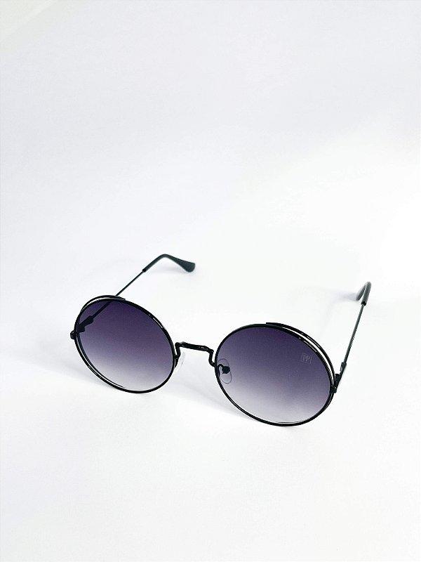 Óculos de sol Perla Prado ref: San Pietro Cor: Grafite