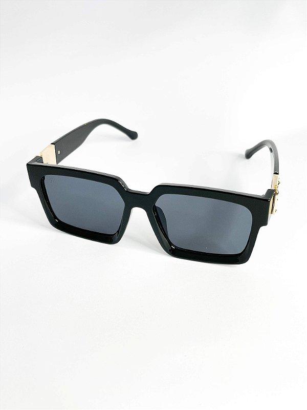 Óculos de sol Perla Prado ref: Louis Cor: Fumê